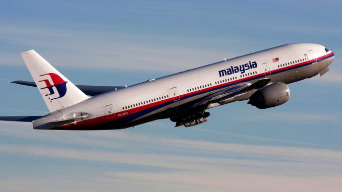 French ex-airline boss claims cover-up on MH370