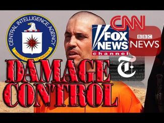 Damage Control On James Foley Video: Experts Now Conclude Video Is Fake