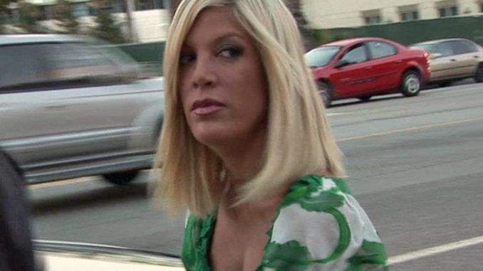 Tori Spelling Quarantined in Hospital With Symptoms of Ebola