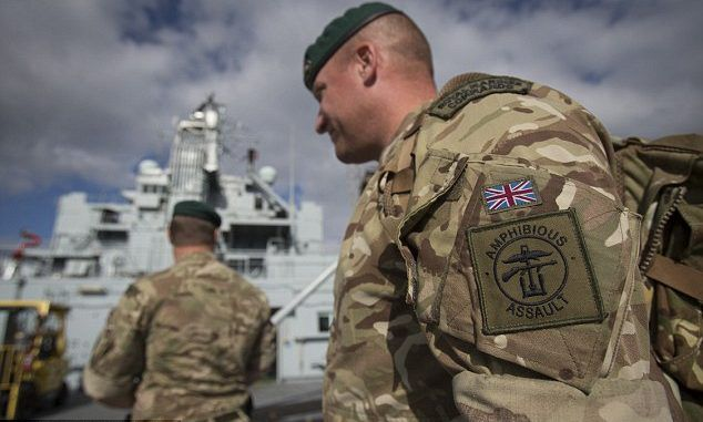British plan to send 3,000 UK troops into Sierra Leone to set up military blockades to restrict movement in attempt to stop the virus spreading