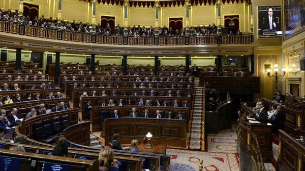 Spanish lawmakers to vote on Palestine statehood