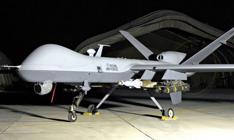 UK Reaper drones ready to attack Isis in Syria and Iraq