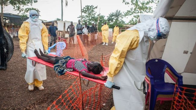 US blamed for being behind Ebola crisis