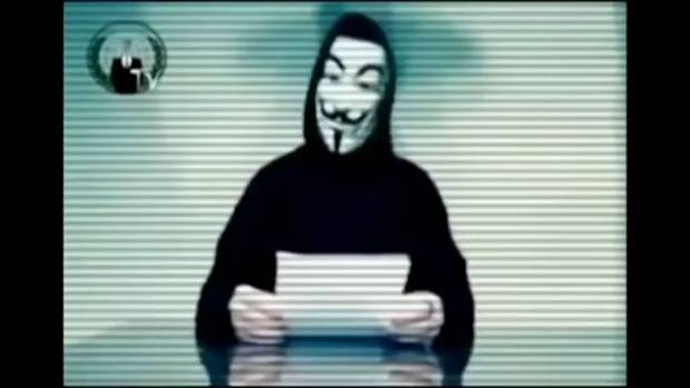 'Anonymous' accuses Government of stealing in Irish Water video