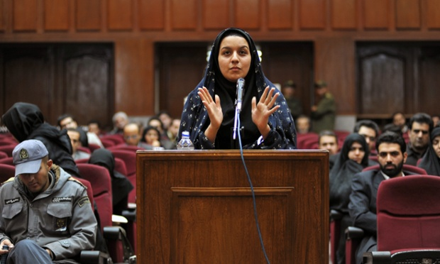Iran executes Reyhaneh Jabbari despite global appeals for retrial