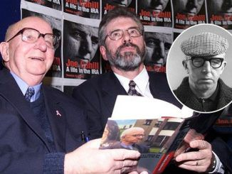 British spies recruited paedophile IRA chief: Spooks used pictures of Joe Cahill to 'turn him'