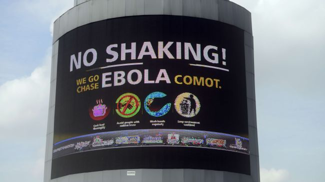 The entry of Ebola into the US has hallmarks of a planned happening