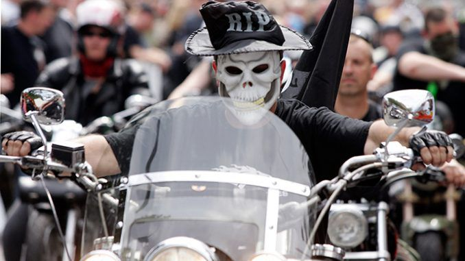 Dutch motorcycle gang gets green light to fight Islamic State