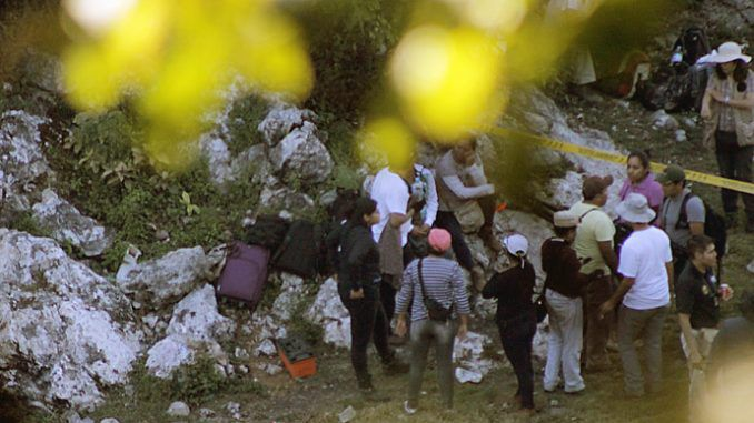 Mexico's missing students: New mass grave uncovered
