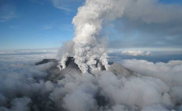 Japanese volcano 40 miles from nuclear plant shows signs of possible eruption