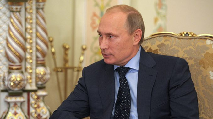 Putin: Russia's isolation is 'absurd and illusory goal'