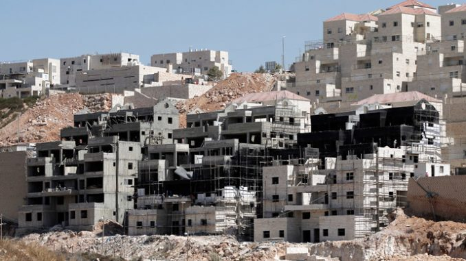 """Israeli settlements """"wicked cocktail"""" of occupation and illegality says MP"""