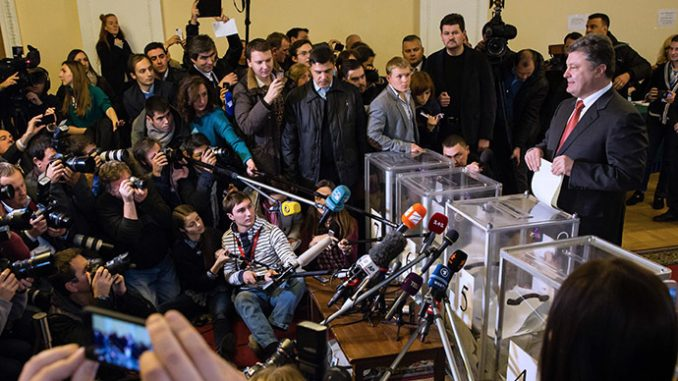 Ukraine's Rada Elections Bring Society to Brink of All Out War and Economic Collapse