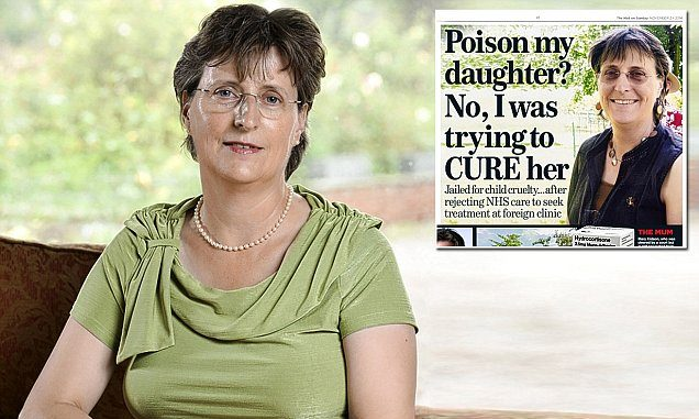 Send my daughter home, mother begs social workers after she was wrongly accused of poisoning her