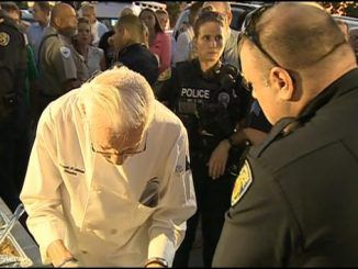 3rd Arrest for 90-Year-Old Man Who Feeds Homeless
