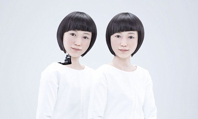 Unnervingly human androids coming to a future very near you