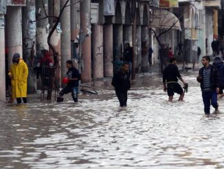 UN agency declares state of emergency in Gaza Strip due to extreme weather