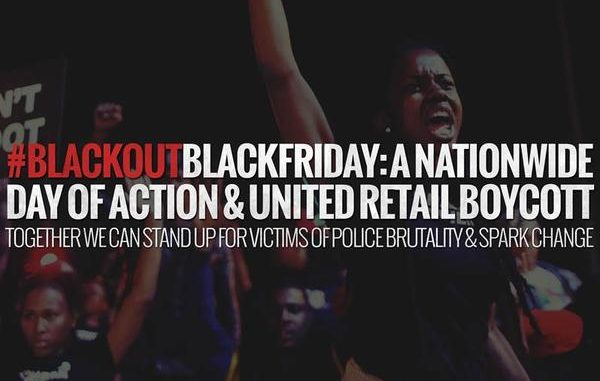 No Justice, No Profit': Hollywood stars join #BlackoutBlackFriday online campaign