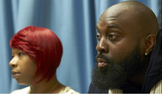 Parents of Michael Brown ask UN to pressure US over son's death
