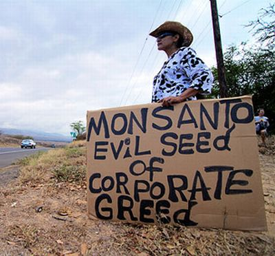 Alert: Monsanto is trying to crush Maui right now
