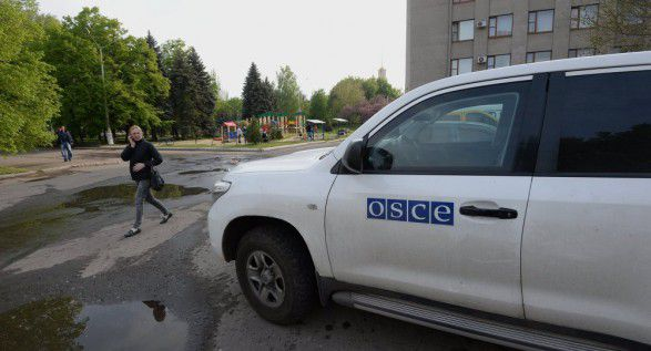 Moscow Shocked As Kiev Forces Fire On OSCE Convoy