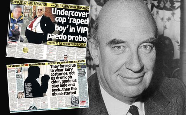 Ex-MI6 chief Peter Hayman named as VIP who sexually abused boys at Dolphin Square apartment