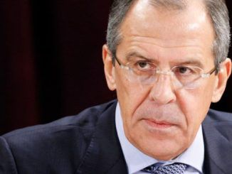 Lavrov pledges support for Assad in Syria crisis