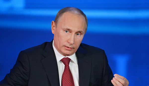 Putin confirms support for Palestinian statehood