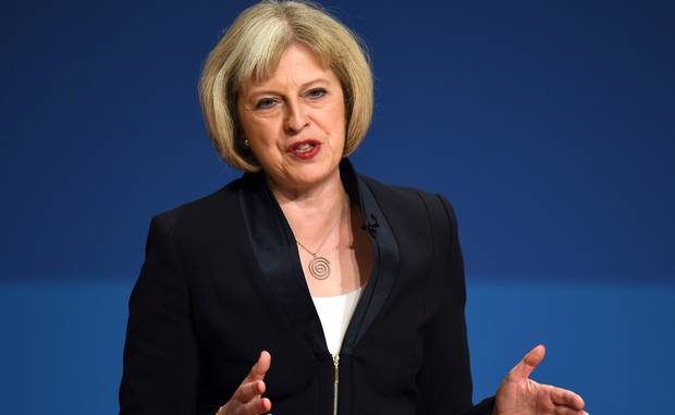 Westminster Paedo Ring Claims 'Tip Of The Iceberg', Says Theresa May