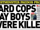 Retired Scotland Yard detectives back up claims that paedo MPs murdered boys
