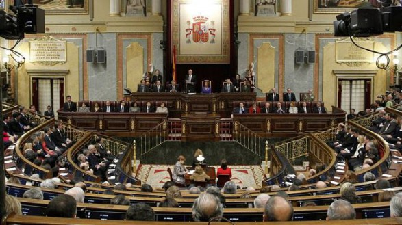 Israel blasts Spain's symbolic vote on Palestine independence