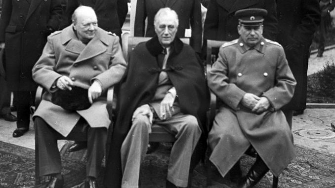 Winston Churchill wanted to nuke Kremlin 'to win Cold War,' FBI memo reveals