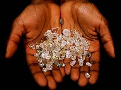 Is Ebola A Manmade Disaster...For Diamonds?