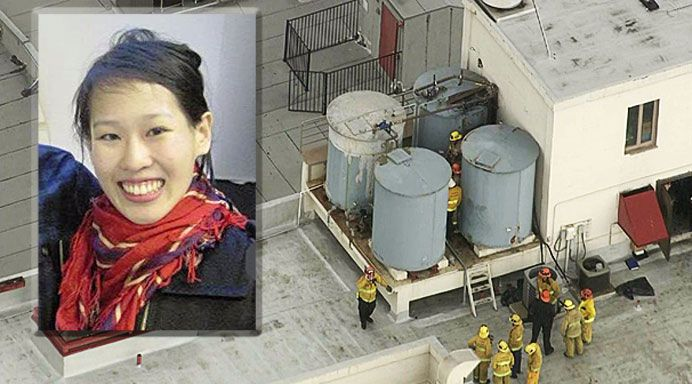 elisa lam body discovered in water tank