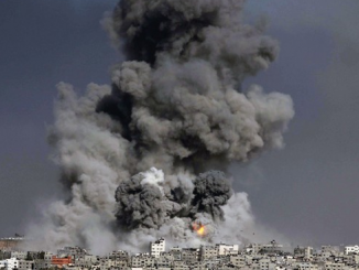 US to arm Israel with 3,000 smart bombs