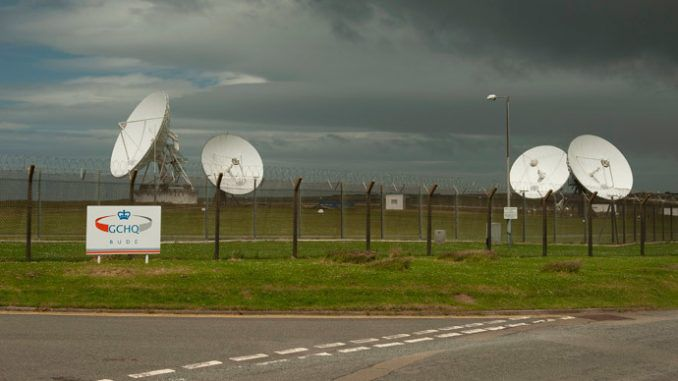 Britain's GCHQ monitored Irish internet traffic