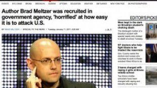 History Channel's Brad Melzter Recruited by Illuminati To Derail Public's Awakening
