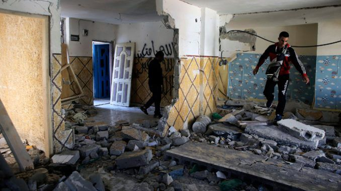 Israel's punitive homes demolition potentially a war crime – Human Rights Watch