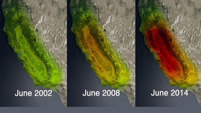 NASA: Major droughts threaten food supply, global security