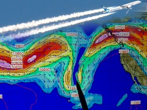 Is Covert Geoengineering Steering the Polar Vortex?