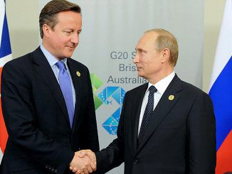 Vladimir Putin to leave G20 early after 'tense' meeting with David Cameron