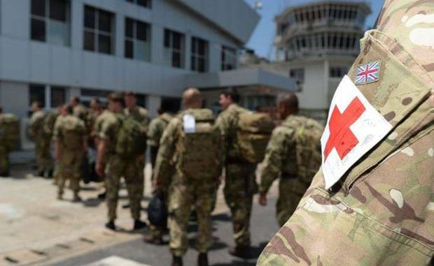 Drug banned in US given to British soldiers on Ebola duty in in West Africa