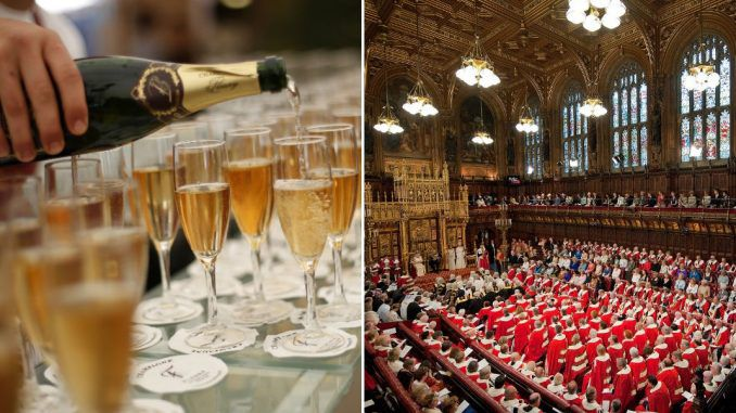 Lords refuse to cut costs because of fears that 'champagne quality would suffer'