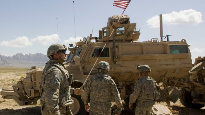 Afghanistan against US plans to transfer military gear to Ukraine - Kabul official