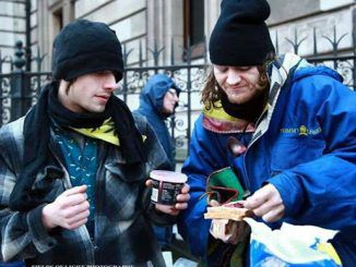 Police evict activists and dismantle soup kitchen for London homeless