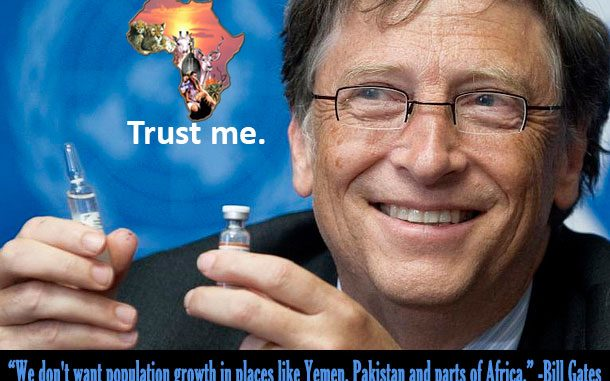 Gates' Human experimentation with GM bananas in Africa condemned by scientists