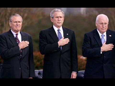 """Federal Court Gives """"Early Christmas Present"""" to War Criminals Bush, Cheney, Rumsfeld and Others"""