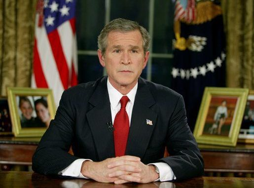 New evidence Bush misled Americans into Iraq war – senator