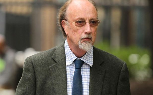 Westminster paedophile ring: Jailed Charles Napier will be told to name VIP abusers