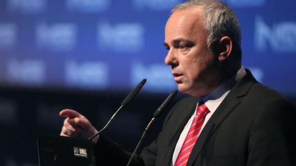 Israeli Intelligence minister says Palestinian UN draft against Israel act of war